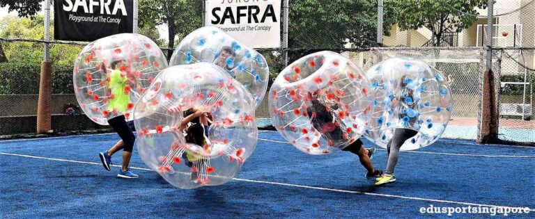 Bubble Bump