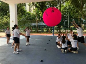Read more about the article Learn About Kin-Ball, the Most Popular Sports Game for Schools in 2021