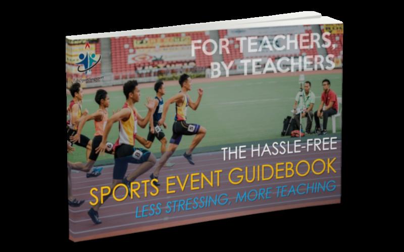 Singapore Teacher Sports Even Guidebook