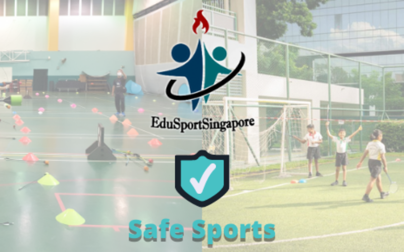 Safe Sports programmes for Primary School Students