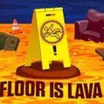Lava Floor