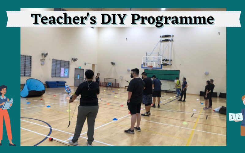 3 Reasons Why You Should Consider Teacher's DIY Programme