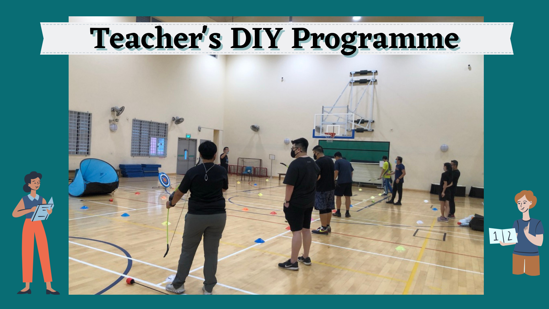 You are currently viewing 3 Reasons Why You Should Consider Teacher's DIY Programme